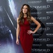 Kate Beckinsale's Spicy Little Red Michael Kors Number