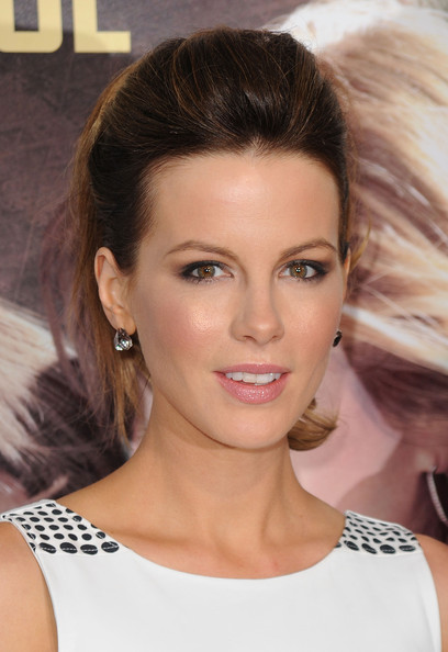 Kate Beckinsale Gemstone Studs