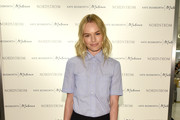 Kate Bosworth Button Down Shirt