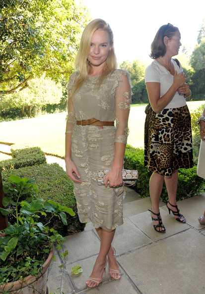 Kate Bosworth Side Sweep
