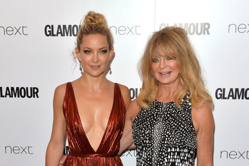 Kate Hudson Goldie Hawn Glamour Women of the Year Awards
