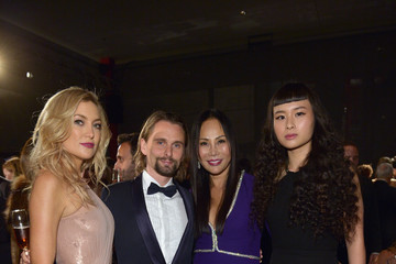 Kate Hudson Matt Bellamy Inside the LACMA Art + Film Gala