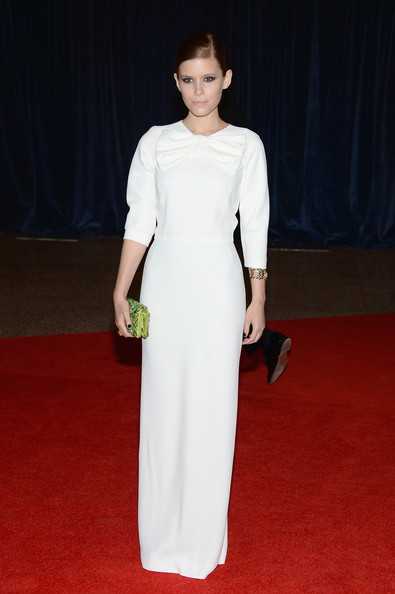 Kate Mara Evening Dress