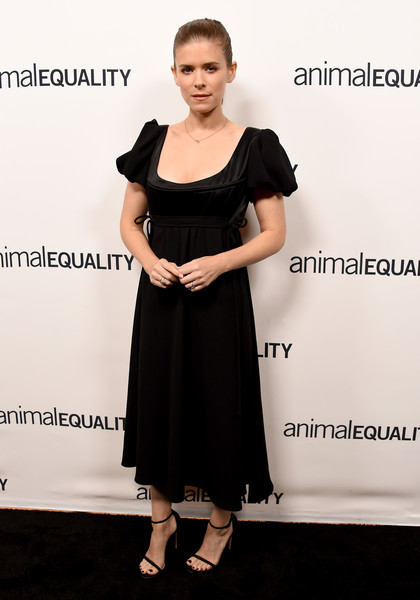 Kate Mara Little Black Dress