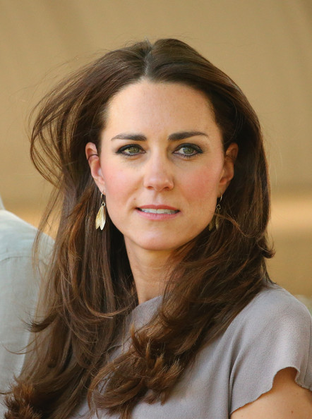 more pics of kate middleton leaf earrings 3 of 221