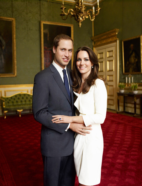 Kate Middleton Cocktail Dress [photographs,portrait photographs,handout photo,royal engagement portrait,suit,formal wear,tuxedo,dress,flooring,carpet,ceremony,gown,smile,event,catherine middleton,prince william,one,use,clarence house,press office,prince william duke of cambridge,catherine duchess of cambridge,wedding of prince william and catherine middleton,wedding of prince harry and meghan markle,william catherine: a royal romance,clarence house,british royal family,the royal foundation,photograph]