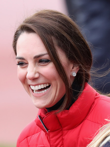 Kate Middleton Diamond Studs
