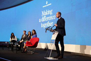 Kate Middleton Prince Harry First Annual Royal Foundation Forum