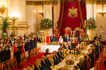 Kate Middleton Prince Philip State Visit of the President of the People's Republic of China - Day 2