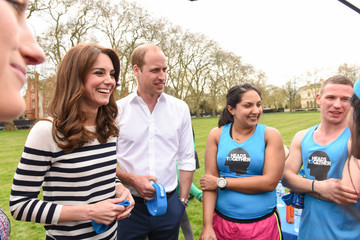 Kate Middleton Prince William The Duke and Duchess of Cambridge and Prince Harry Spearhead a New Campaign Called Heads Together to End Stigma Around Mental Health