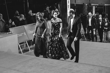 Kate Middleton Prince William EE British Academy Film Awards - Alternative View