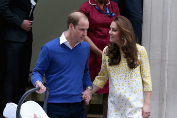 Kate Middleton Prince William In Focus: Royal Baby Girl Born! A Princess For Britain