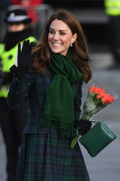 Kate Middleton Pashmina