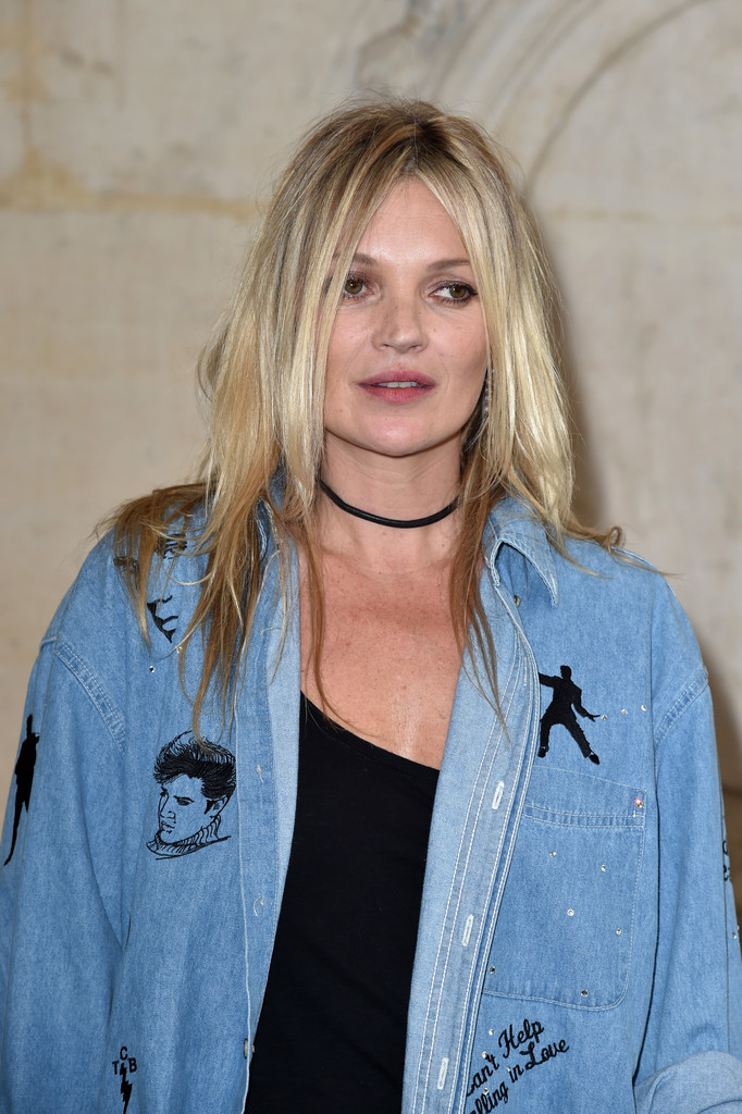 Kate Moss Layered Cut Kate Moss Looks Stylebistro