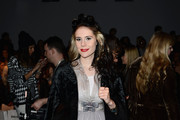 Kate Nash Fur Coat