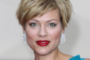 Kate Silverton Layered Razor Cut