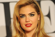 Kate Upton Long Wavy Cut
