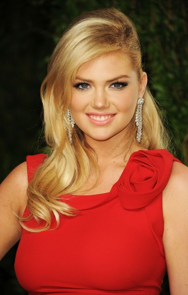Kate Upton False Eyelashes