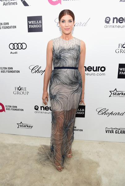 Kate Walsh Beaded Dress