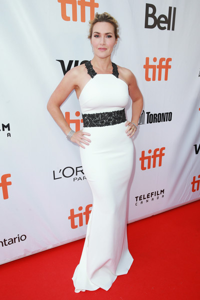 Kate Winslet Halter Dress