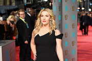 Kate Winslet Velvet Clutch