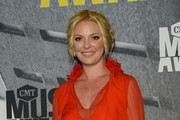 Katherine Heigl Box Clutch