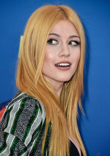 Katherine McNamara Layered Cut