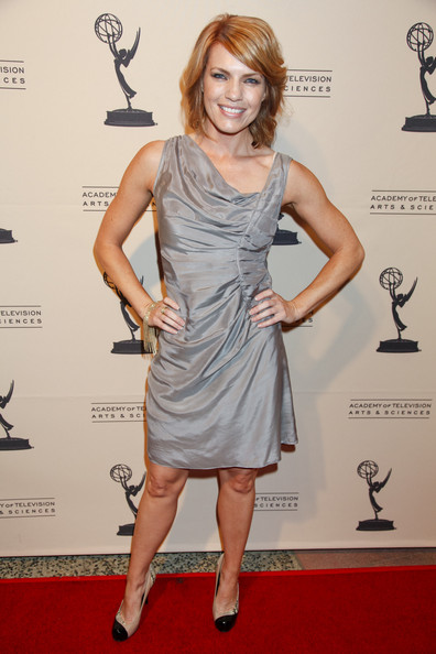 Kathleen Rose Perkins Cocktail Dress [clothing,dress,cocktail dress,red carpet,carpet,shoulder,footwear,joint,flooring,premiere,kathleen rose perkins,leonard h. goldenson theatre,north hollywood,california,academy of television arts sciences,writers peer group celebrates the 63rd primetime emmy awards,writers peer group reception,63rd primetime emmy awards]