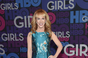 Kathy Griffin Print Dress