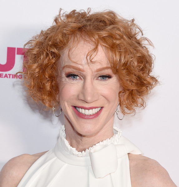 Kathy Griffin Curled Out Bob [kathy griffin: a hell of a story,hair,face,hairstyle,blond,lip,chin,eyebrow,skin,beauty,smile,kathy griffin,ford theatre,hollywood,california,outfest los angeles,lgbtq film festival screening of,lgbtq film festival screening]