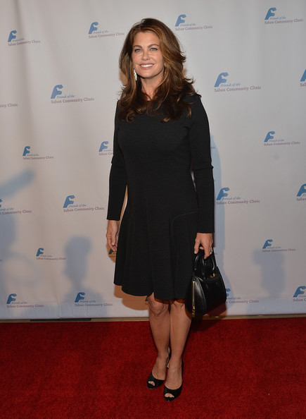 Kathy Ireland Little Black Dress