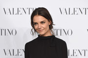 Katie Holmes Little Black Dress
