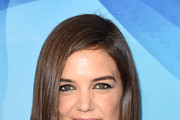 Katie Holmes Medium Straight Cut