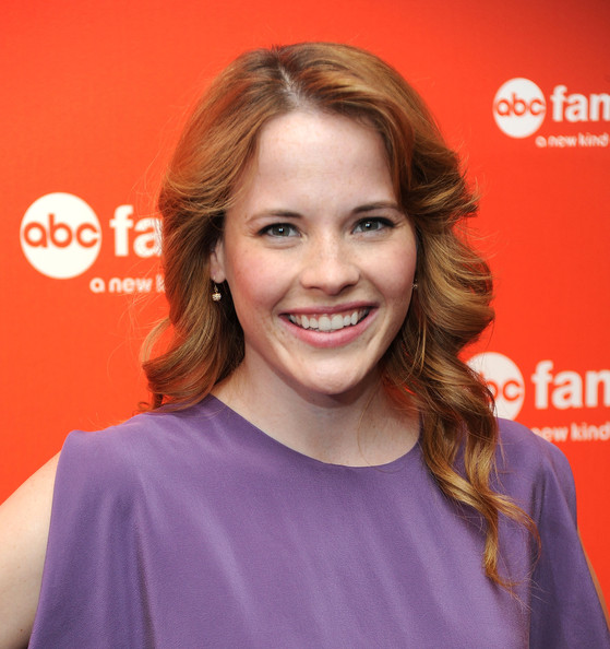 Katie Leclerc Long Curls