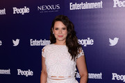 Katie Lowes Crop Top
