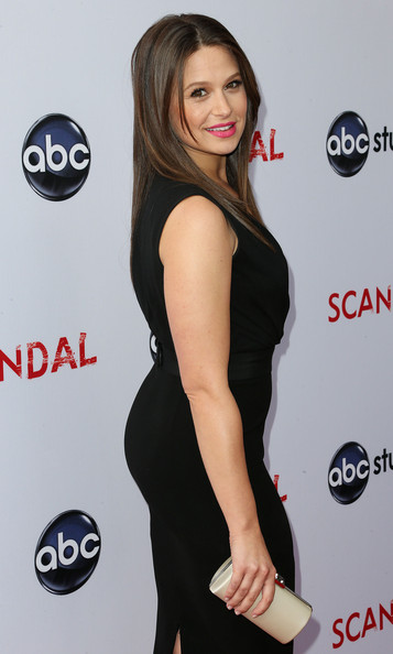 Actress katie lowes attends academy of television arts amp sciences