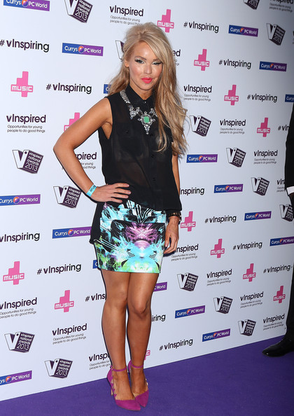 Katie Piper Mini Skirt