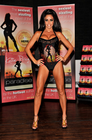 Katie Price Body Art