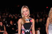 Katrina Bowden Cutout Dress
