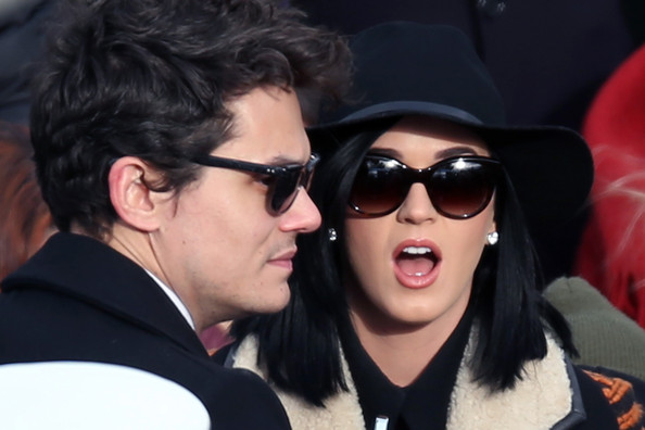 Katy Perry Cateye Sunglasses [for a second term,eyewear,sunglasses,hair,glasses,cool,black hair,vision care,lip,fun,smile,president,john mayer,barack obama,katy perry,u.s.,u.s. capitol,west front,inauguration,term]