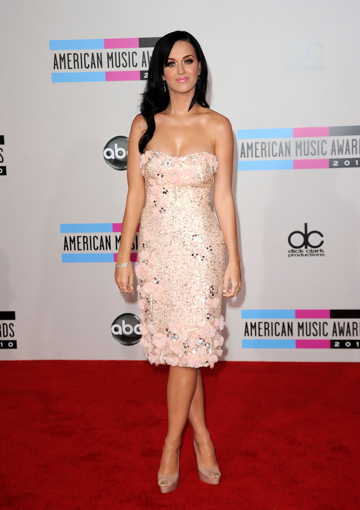 Katy Perry Cocktail Dress Katy Perry Clothes Looks Stylebistro