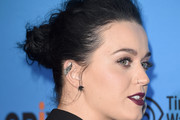 Katy Perry Loose Bun
