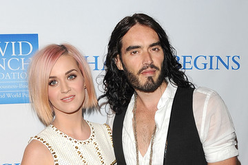 """Katy Perry Russell Brand 3rd Annual """"Change Begins Within"""" Benefit Celebration - Arrivals"""