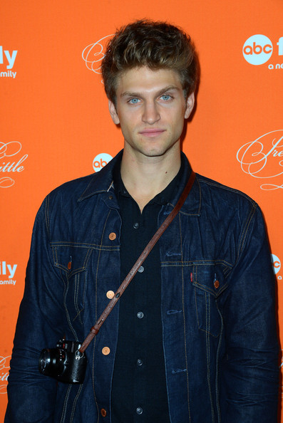 Keegan Allen Clothes