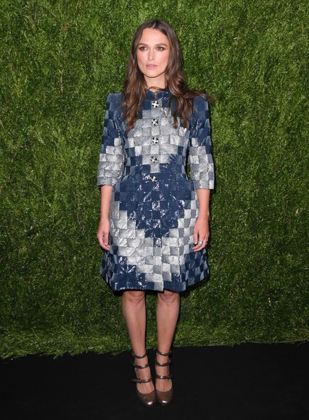 Keira Knightley Cocktail Dress