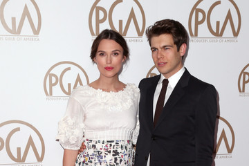 Keira Knightley James Righton 26th Annual Producers Guild Of America Awards - Arrivals