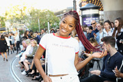Keke Palmer Mini Skirt