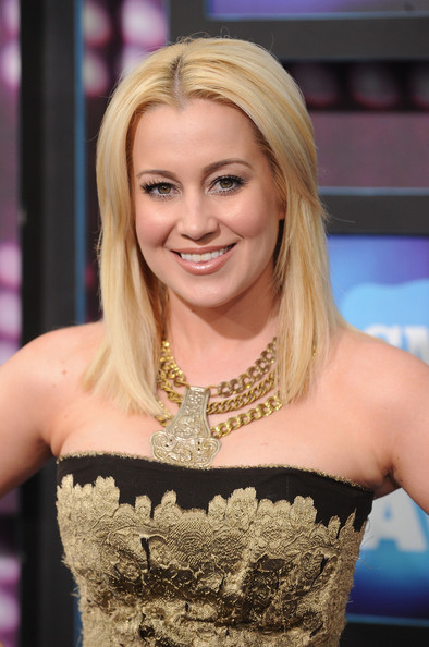 Kellie Pickler Bronze Statement Necklace