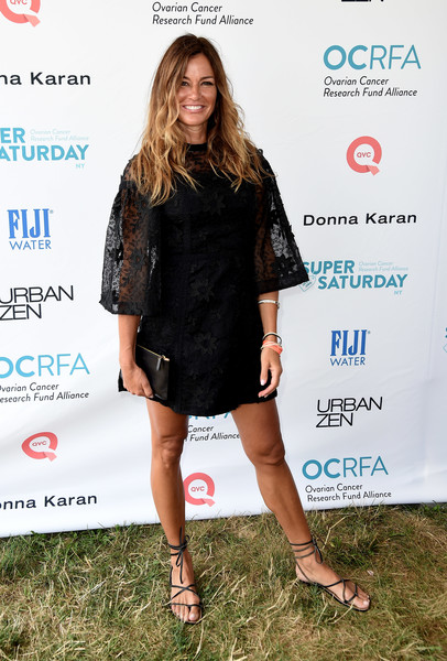 Kelly Bensimon Lace Dress