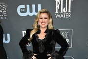 Kelly Clarkson Evening Dress